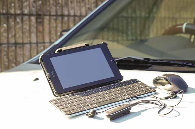 Bluetooth機器たち