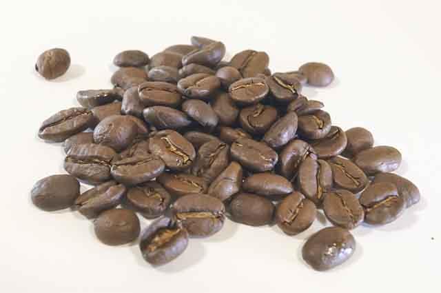 ジュピターコーヒーコロンビア豆の写真