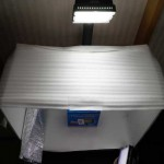 室内撮影用の「物撮りボックス」を自作しLEDライトを導入してみました
