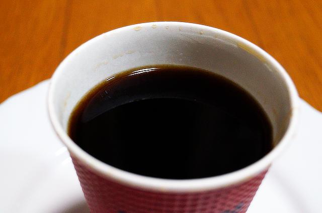基本さっぱり風味、後味で甘い余韻が楽しめる上質のコーヒーでした